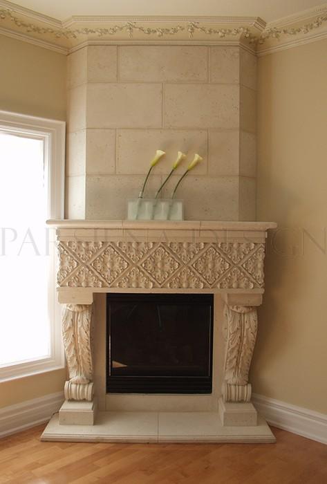 Fireplace Mantels Toronto | Custom Mantels Mississauga ...