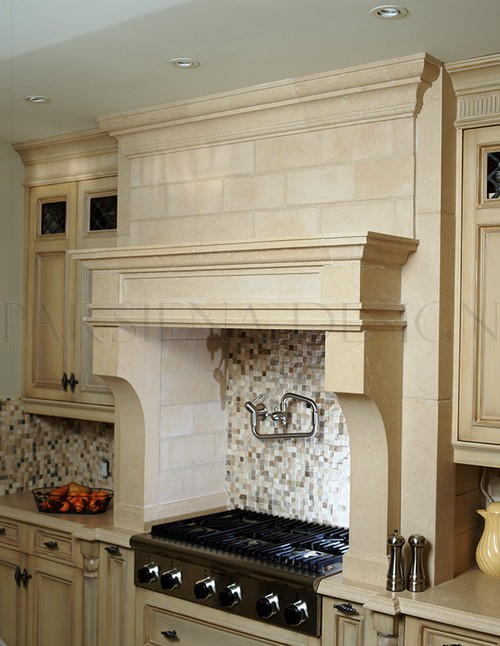 Marceille Custom Design Kitchen Hood