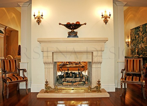 Annette Fireplace Mantel